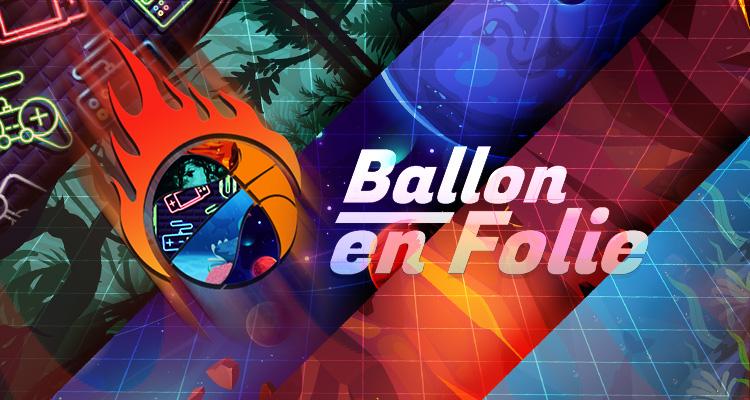 Ballon en folie