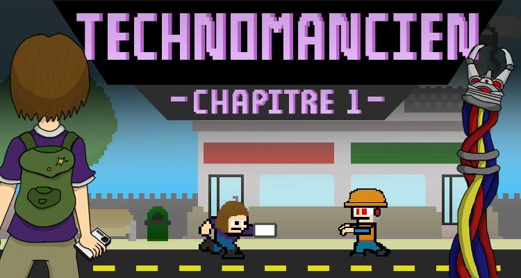 Technomancien